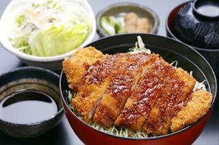 敦賀名物!ソースカツ丼