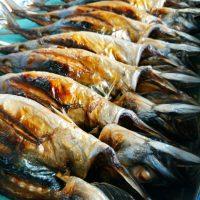 7月1日は『焼き鯖』を食べよう。
