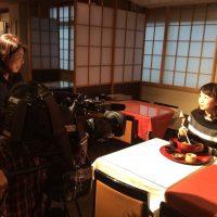 TV撮影がありました♪≪福井テレビ|おかえりなさ~い≫