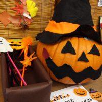 特大のかぼちゃに会いに来てください!